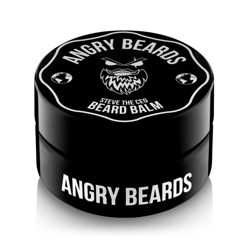 Angry Beards Balzám na vousy Steve