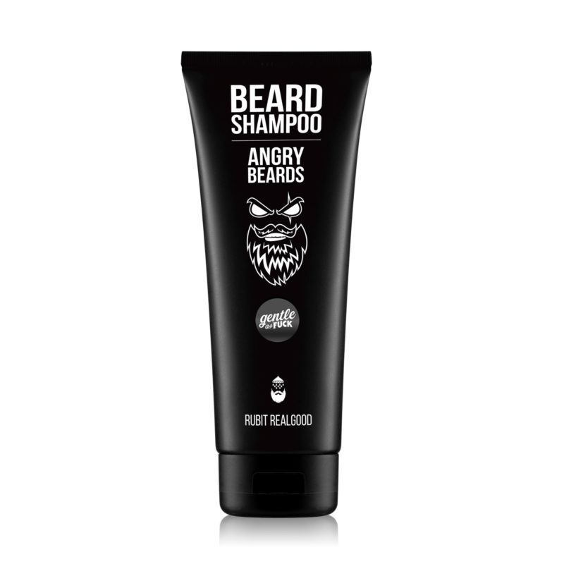 Angry Beards Šampon na vousy