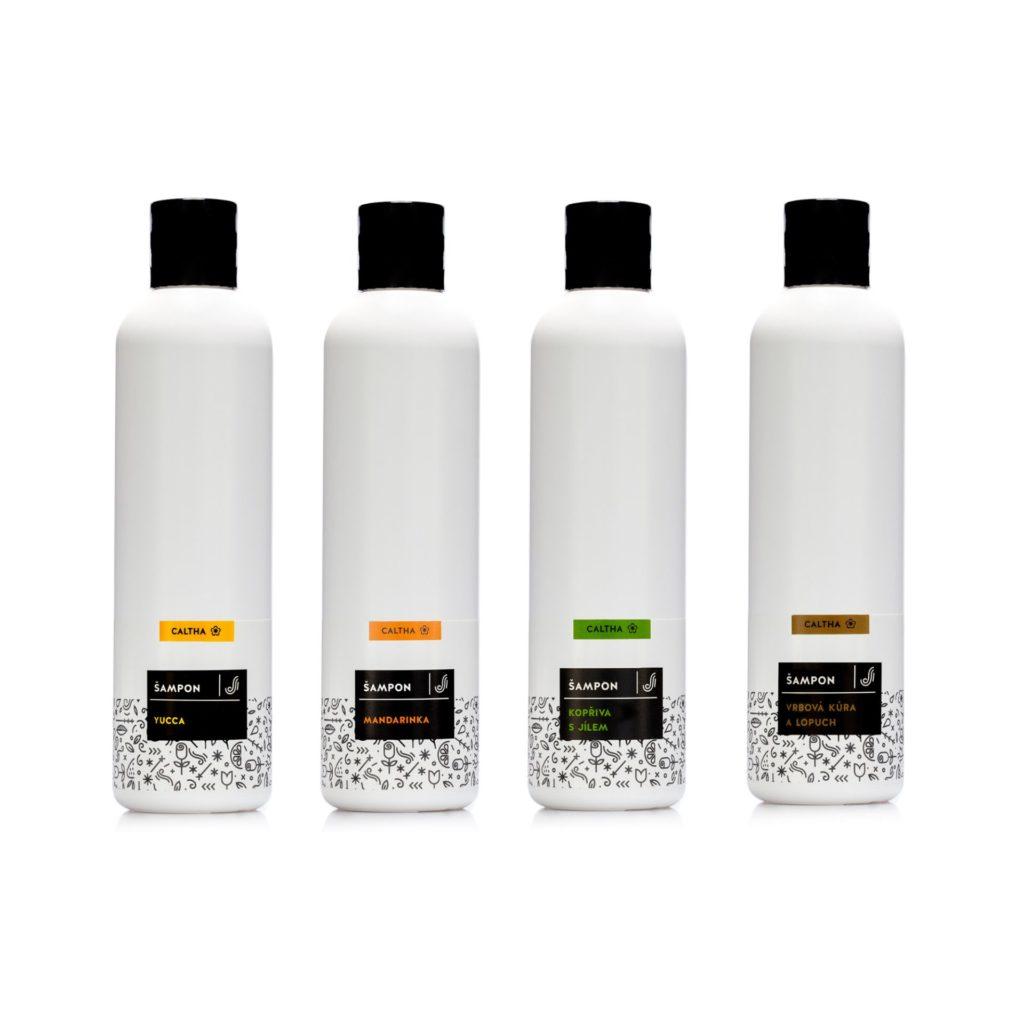 šampon Caltha