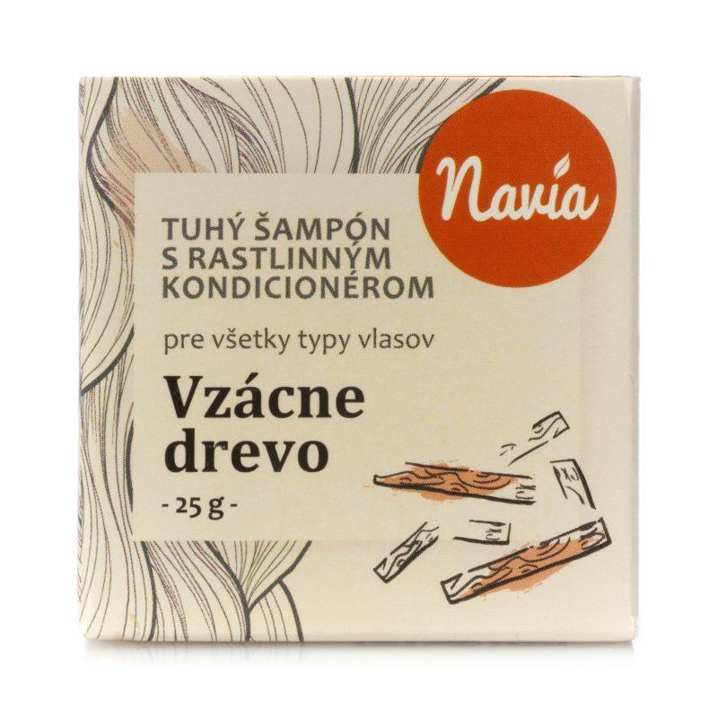 přírodní tuhý šampon