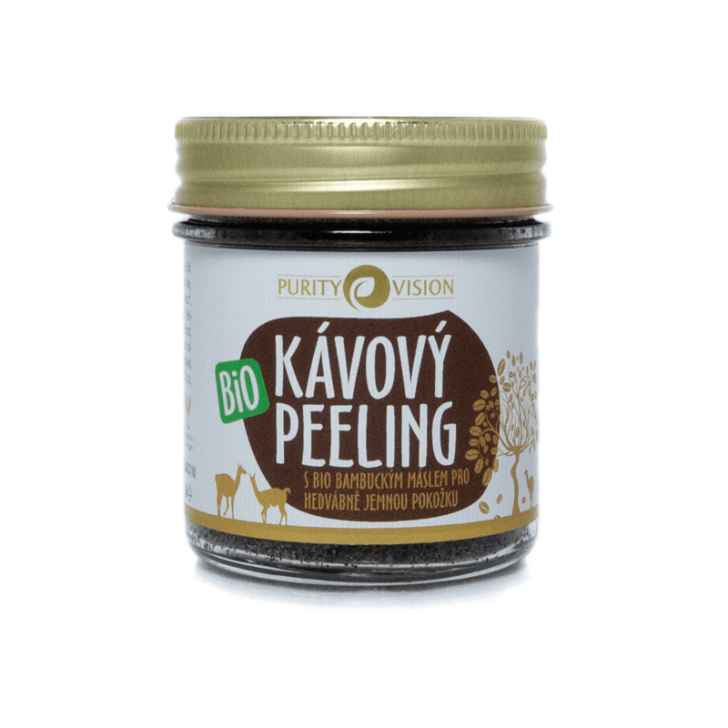 kavovy peeling