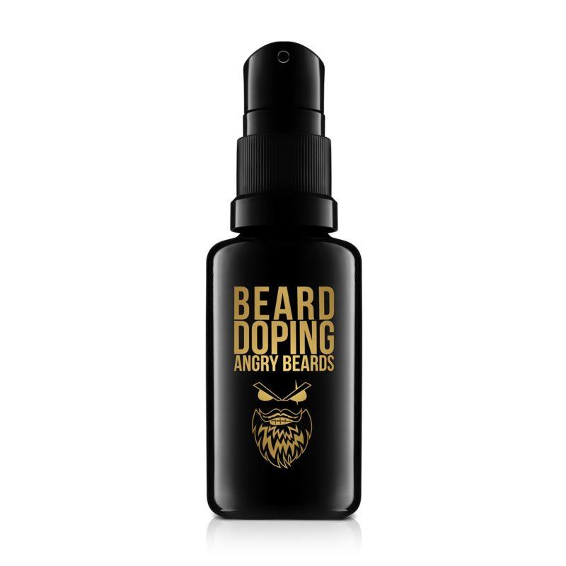 Angry Beards Beard doping - Přípravek na růst vousů