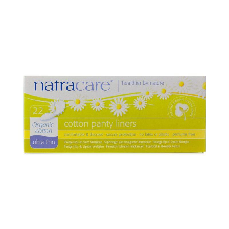 NatraCare Slipové vložky Ultratenké