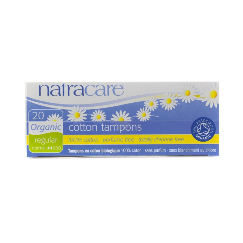 NatraCare Tampóny REGULAR