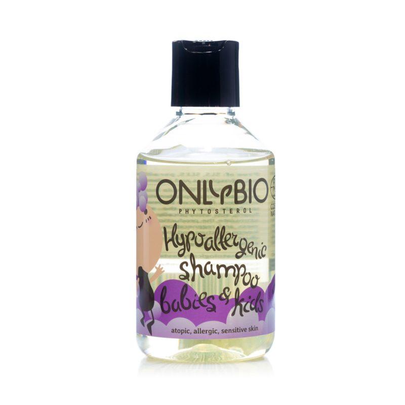 OnlyBio Hypoalergenní šampon pro děti