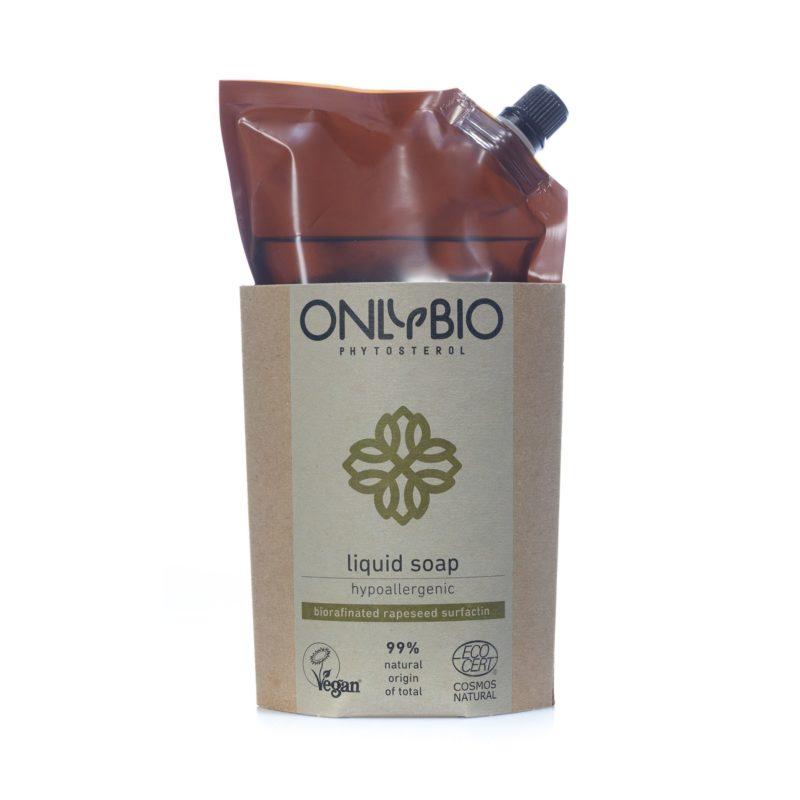 OnlyBio REFILL Hypoalergení tekuté mýdlo na ruce