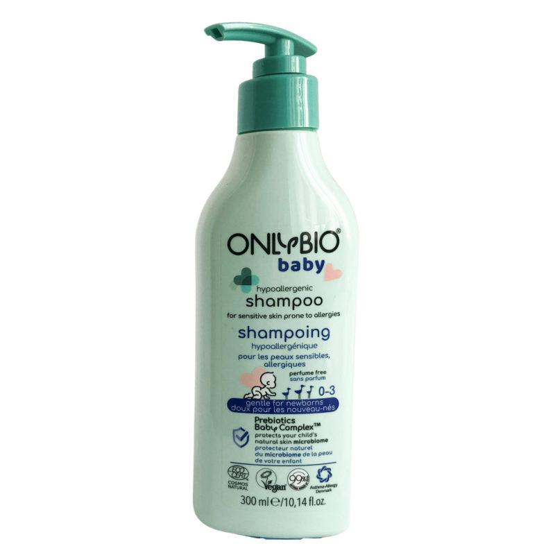 hypoalergenní šampon pro děti