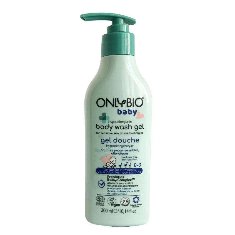 hypoalergenní sprchový gel pro děti
