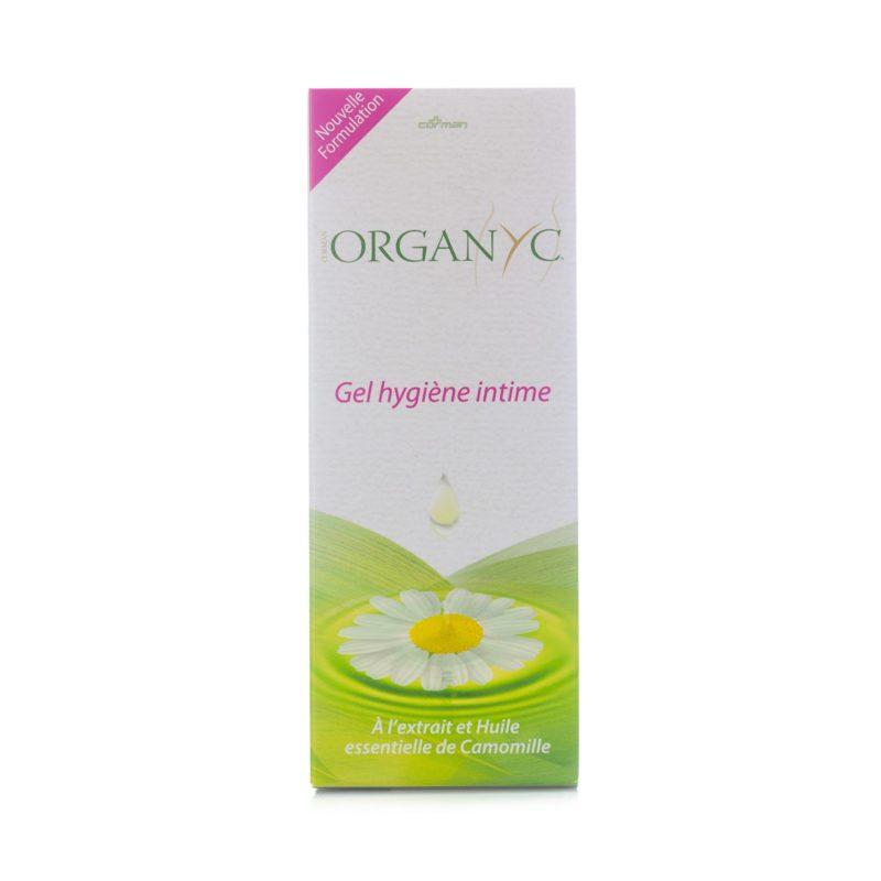 ORGANYC Dámský gel na intimní hygienu