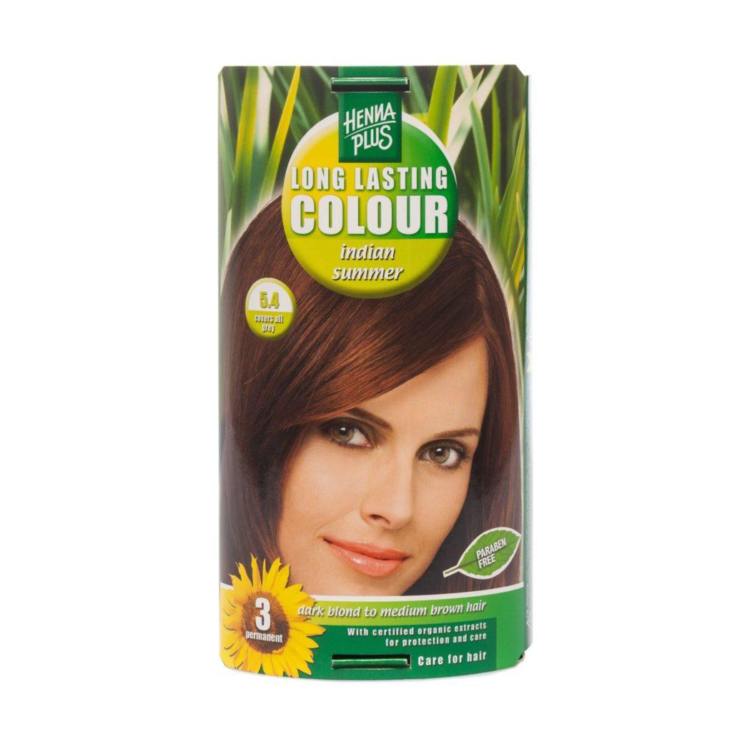 přírodní barva na vlasy