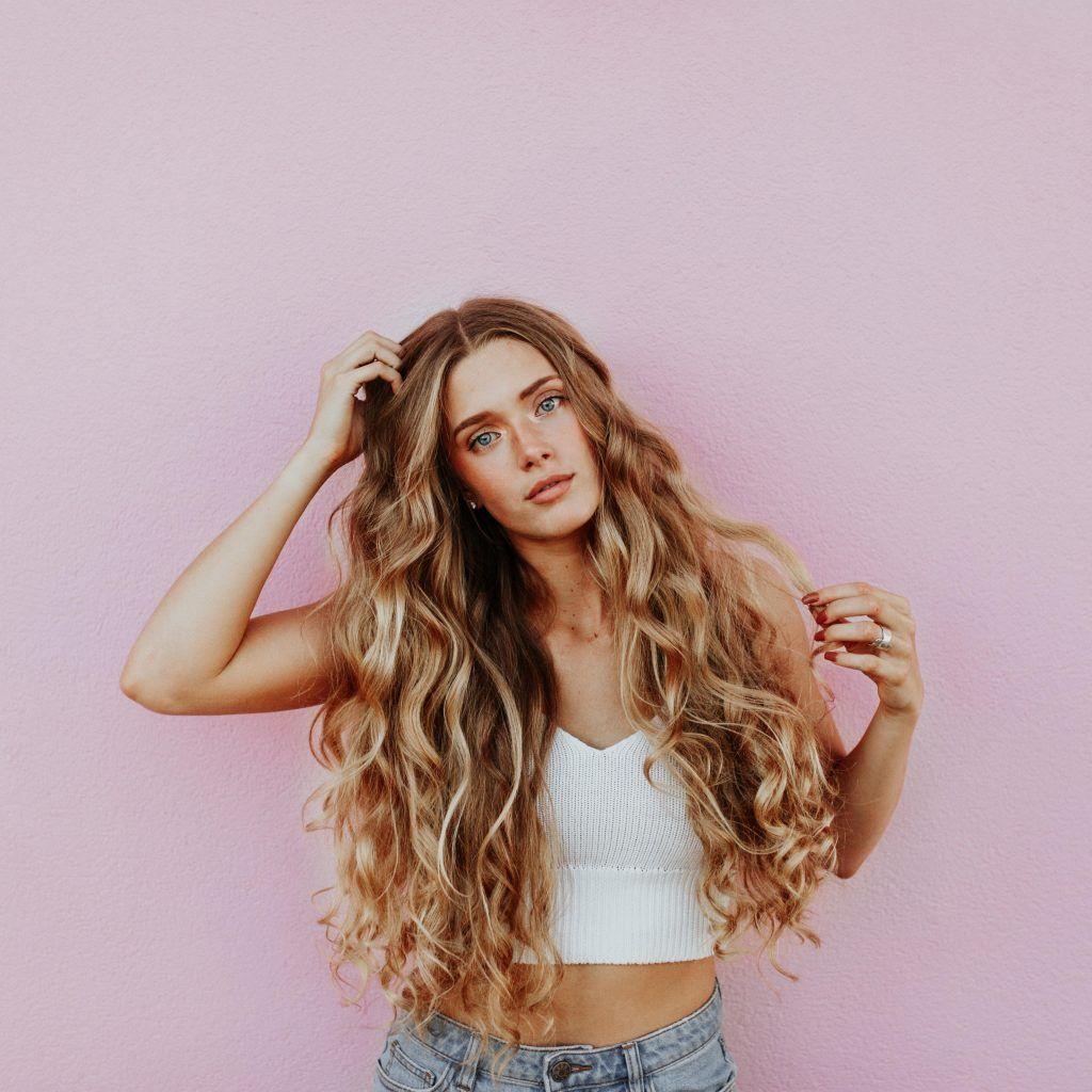 Přírodní barva vlasů