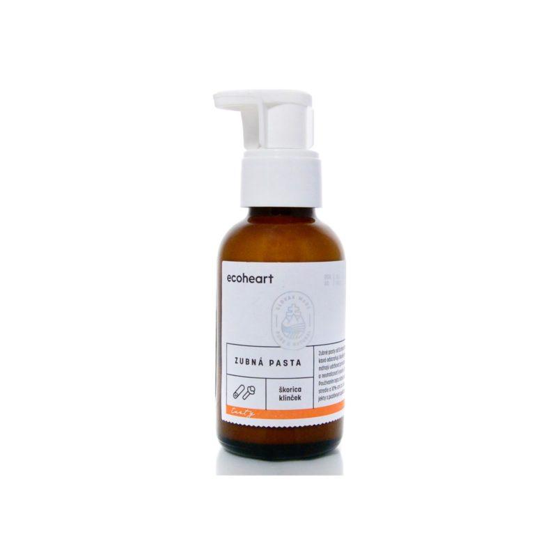 Ecoheart Zubní pasta antibakteriálni Tasty