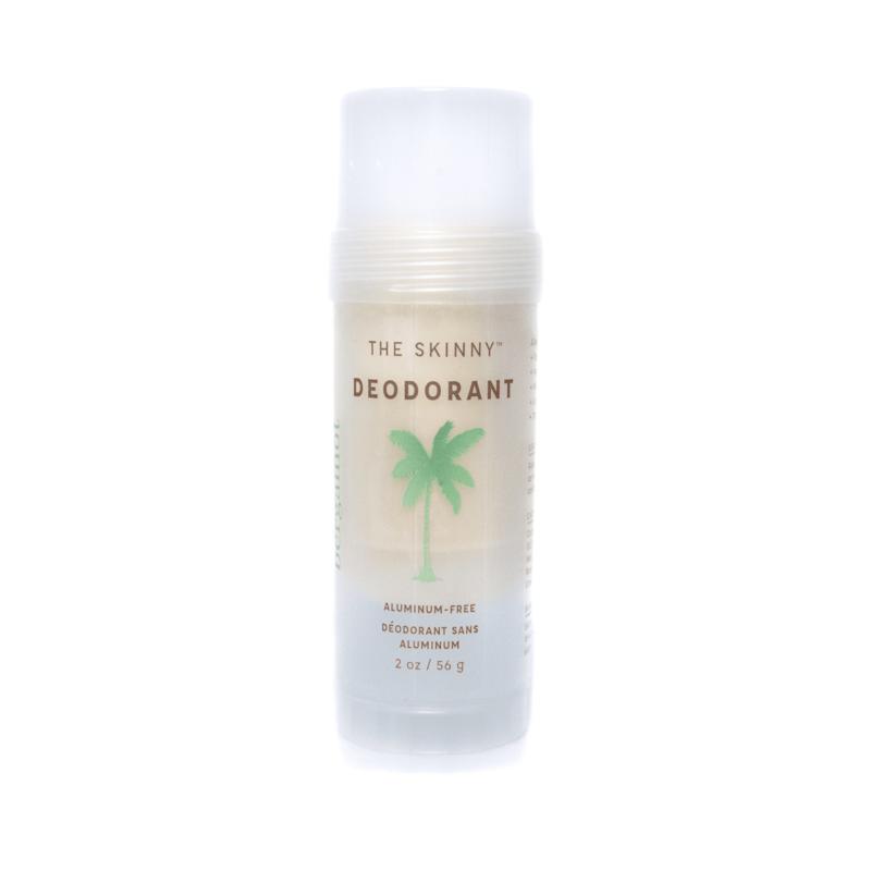 SkinnyCoco Tuhý deodorant Bergamot