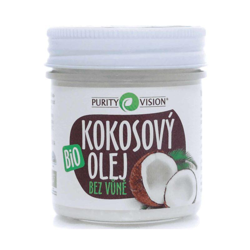 Purity vision bio kokosovy olej bez vune.