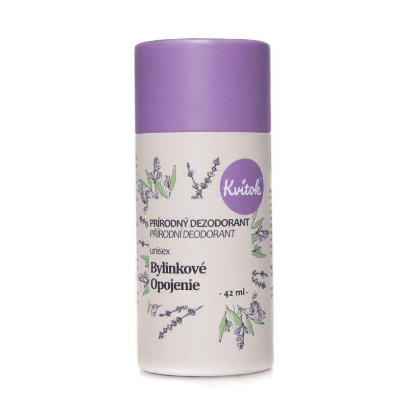 bezsodný deodorant