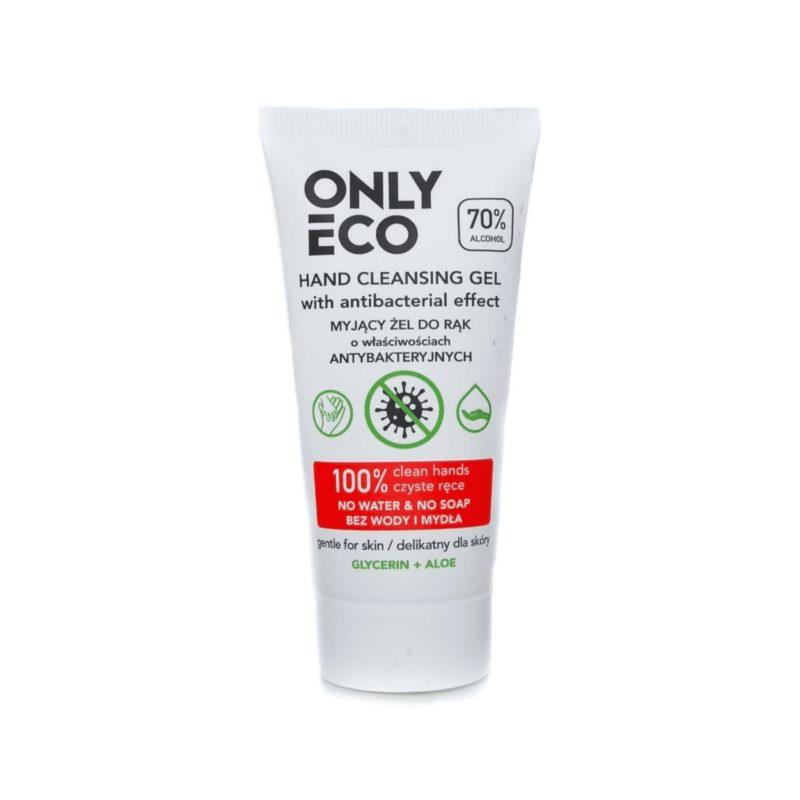 OnlyEco Antibakteriální gel na ruce