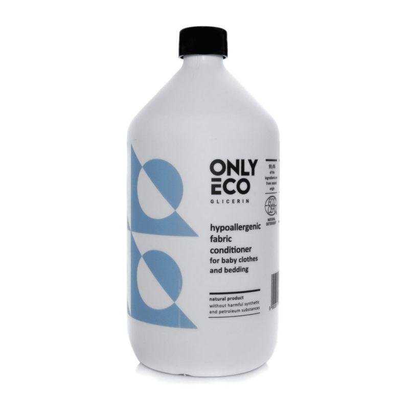 OnlyEco Hypoalergenní aviváž na dětské prádlo a ložní prádlo
