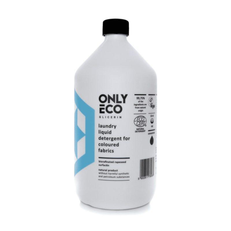 OnlyEco Tekutý prací prostředek na barevné prádlo