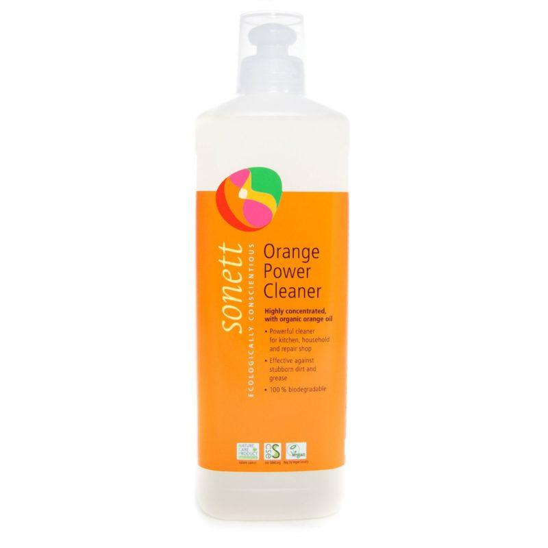 Sonett Pomerančový intenzivní čistič