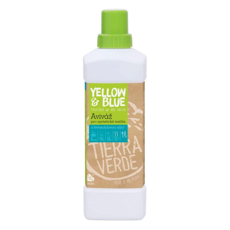 Yellow & Blue Aviváž s levandulí