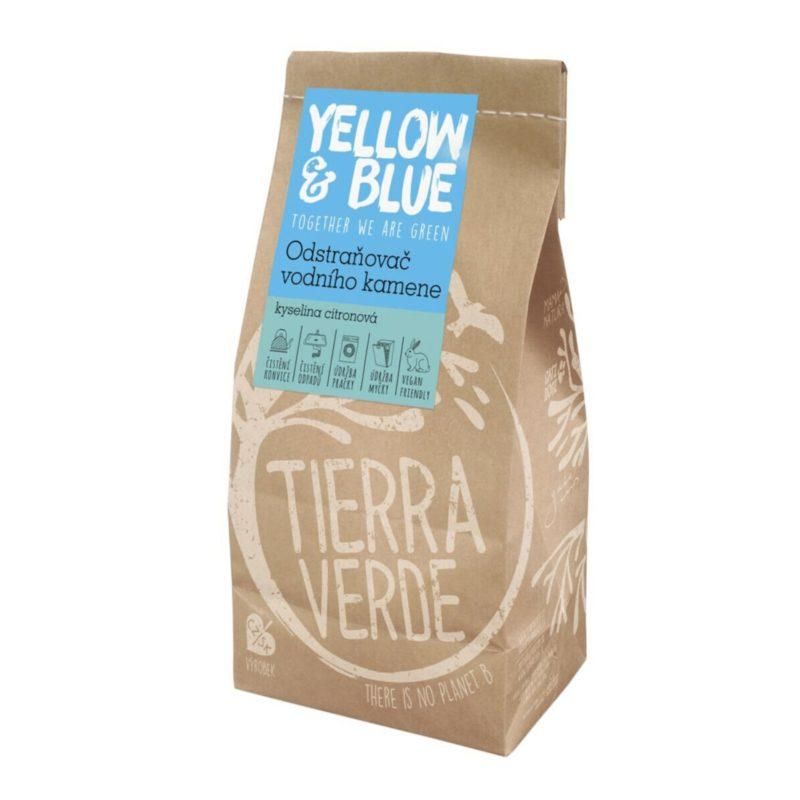 Yellow & Blue Odstraňovač vodního kamene - kyselina citronová