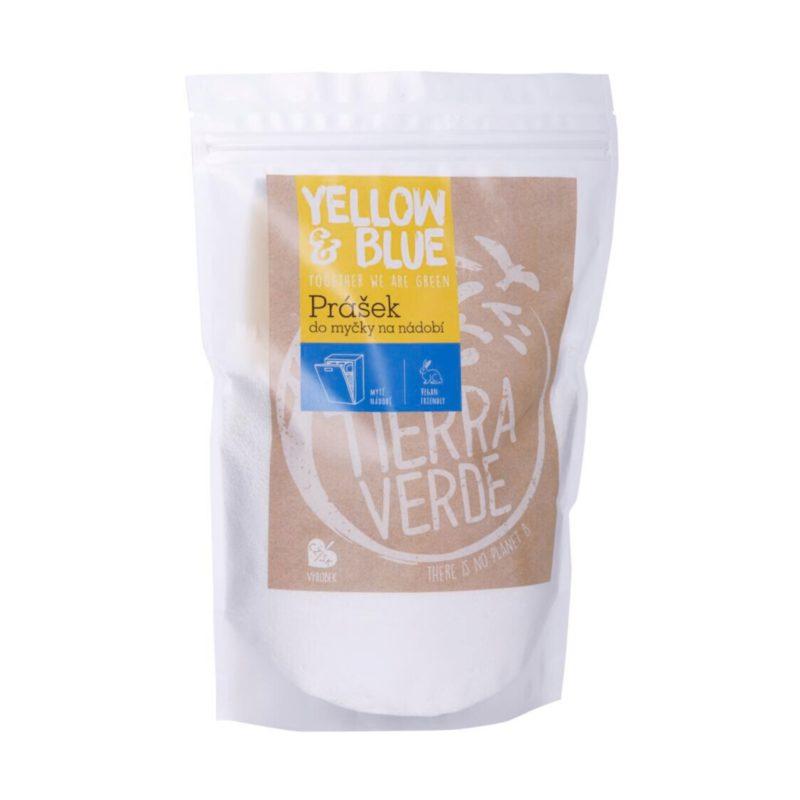Yellow & Blue Prášek do myčky na nádobí