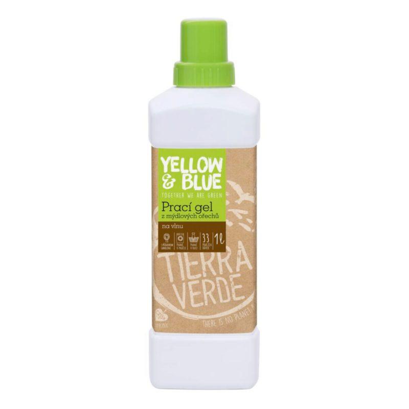 Yellow & Blue Prací gel na vlnu