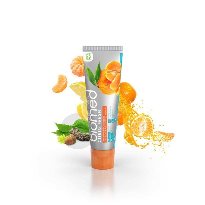 Zubní pasta pro citlivé zuby Citrus fresh