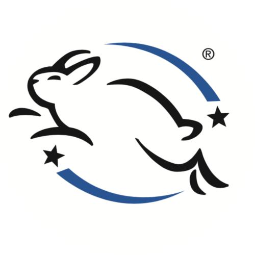 Logo Leapinn bunny certifikace