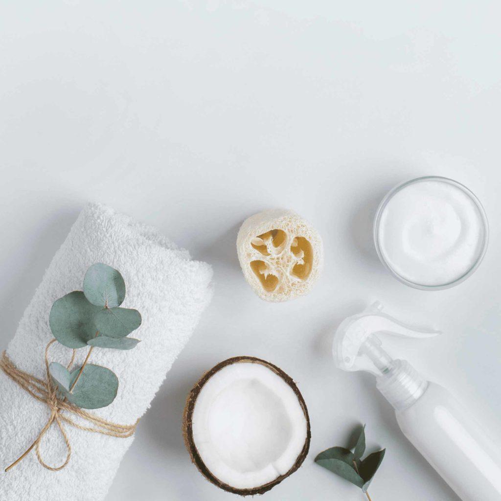 blog kokosový olej