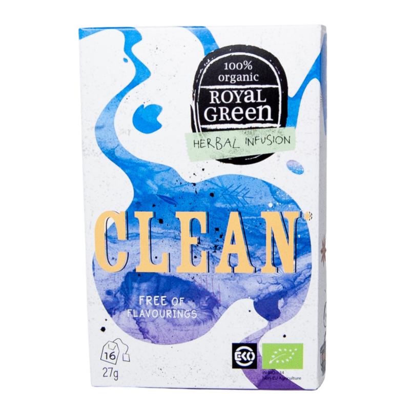 Bylinný čaj Clean