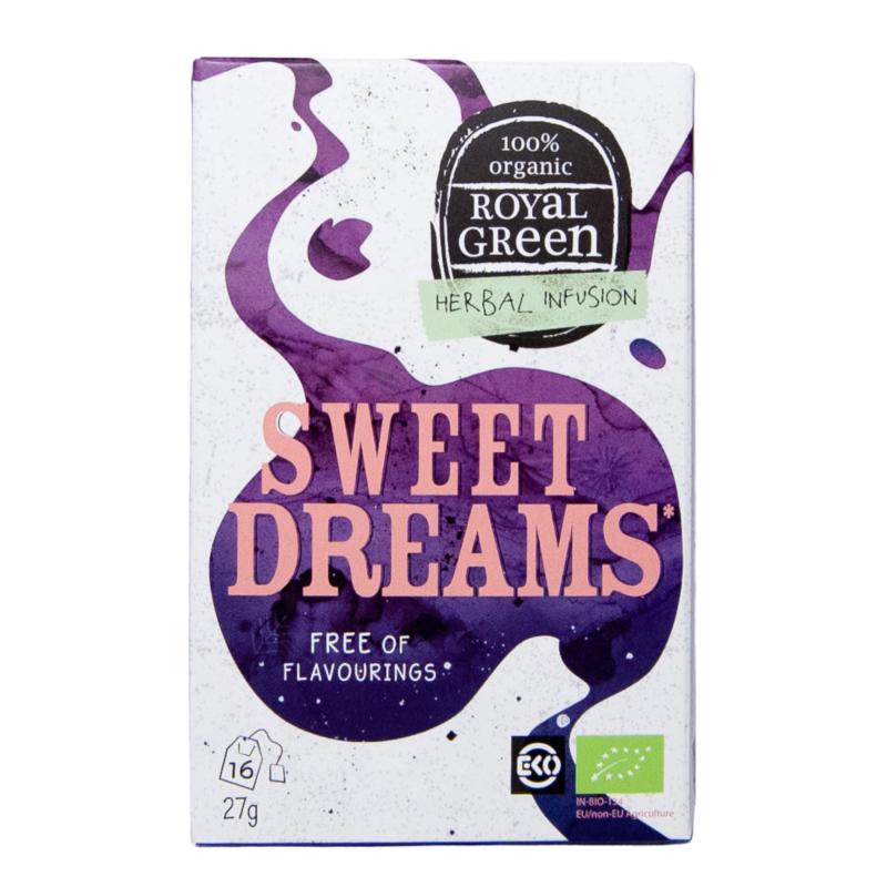 BIO Bylinkový čaj Sweet dreams