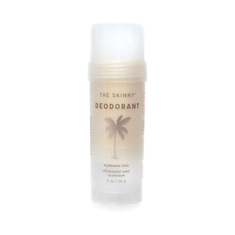 SkinnyCoco Tuhý deodorant Rozmarýn