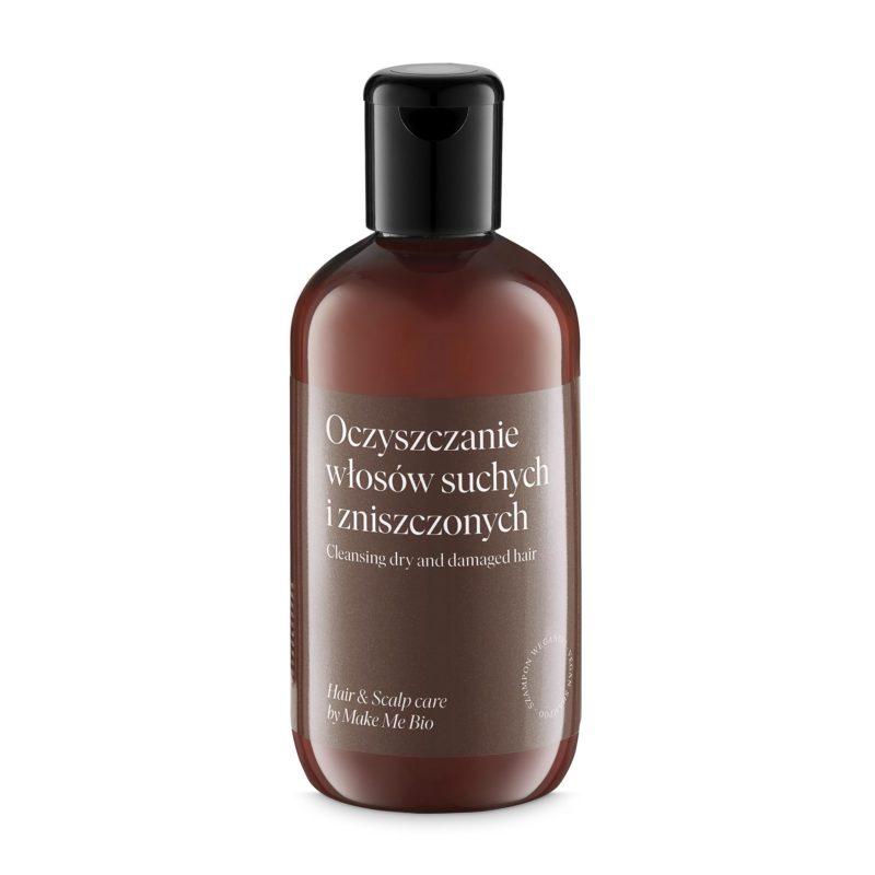 Make Me Bio Šampon na suché a poškozené vlasy Hair and Scalp Care