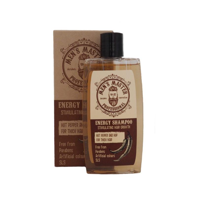 Stimulující šampon pro růst vlasů
