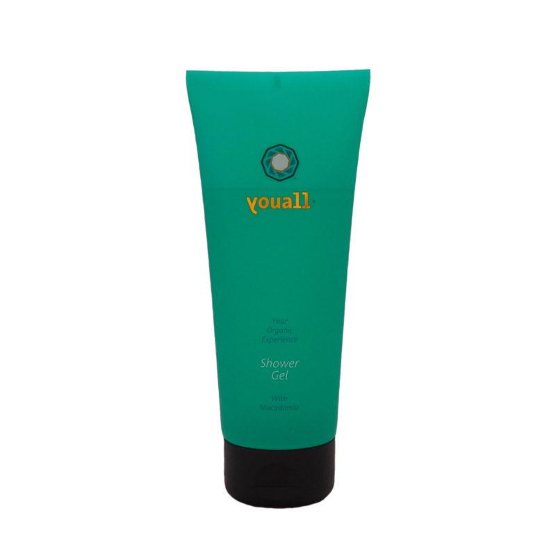 YouAll Sprchový gel s organickou makadamií