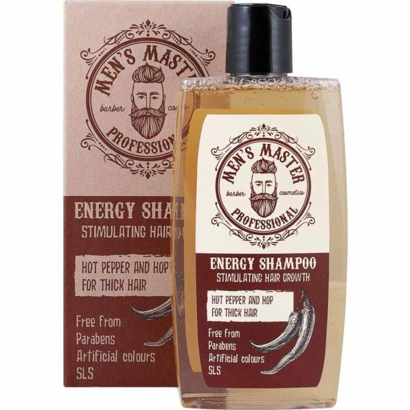 šampon pro růst vlasů