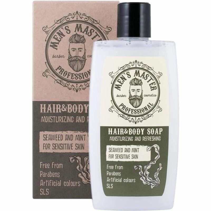 men's master professional mýdlo