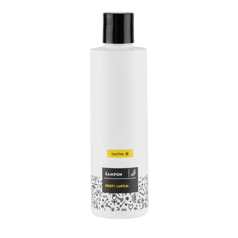 Caltha Šampon proti lupům - zázvor