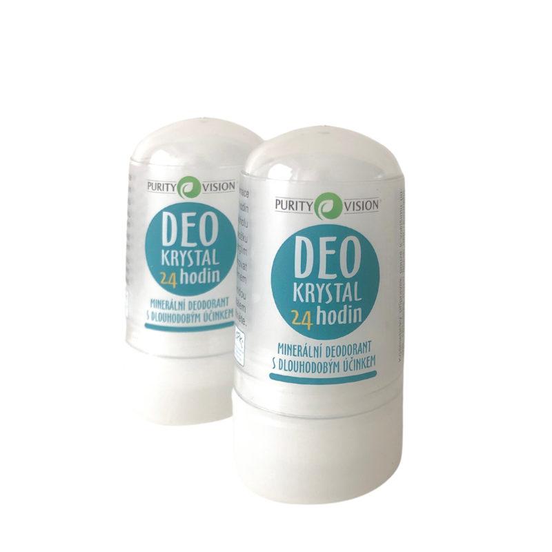 minerální deodorant