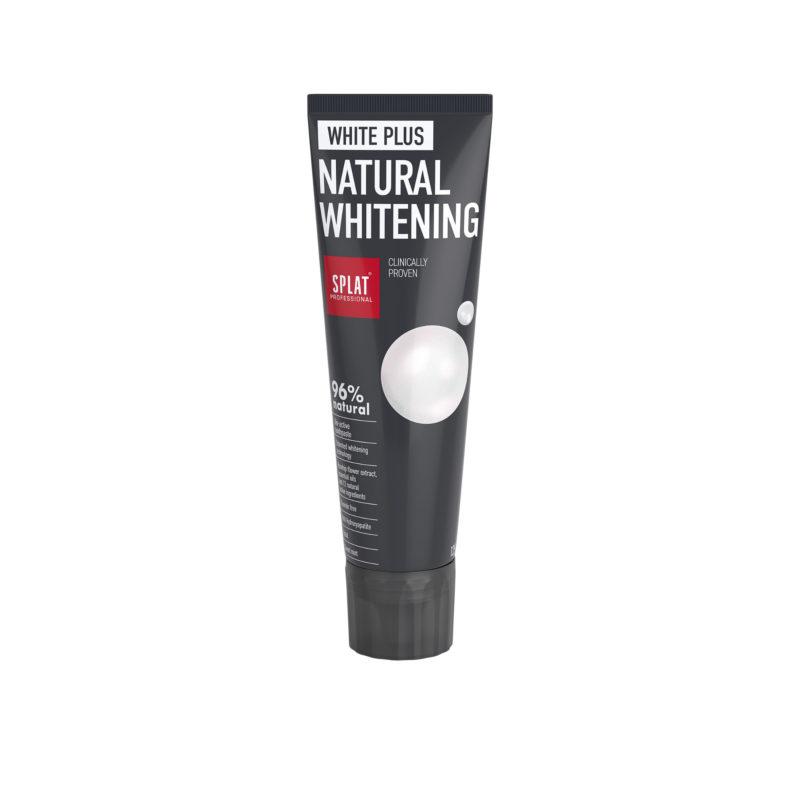 přírodní bělící zubní pasta